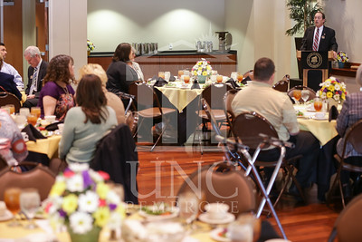 UNC Pembroke celebrates with the 2014 Annual Service Award Luncheon on Tuesday, March 11th, 2014. service_awards_2014_0005.jpg