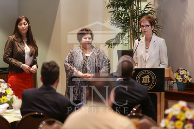 UNC Pembroke celebrates with the 2014 Annual Service Award Luncheon on Tuesday, March 11th, 2014. service_awards_2014_0020.jpg