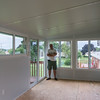 Enclosed Upper Deck