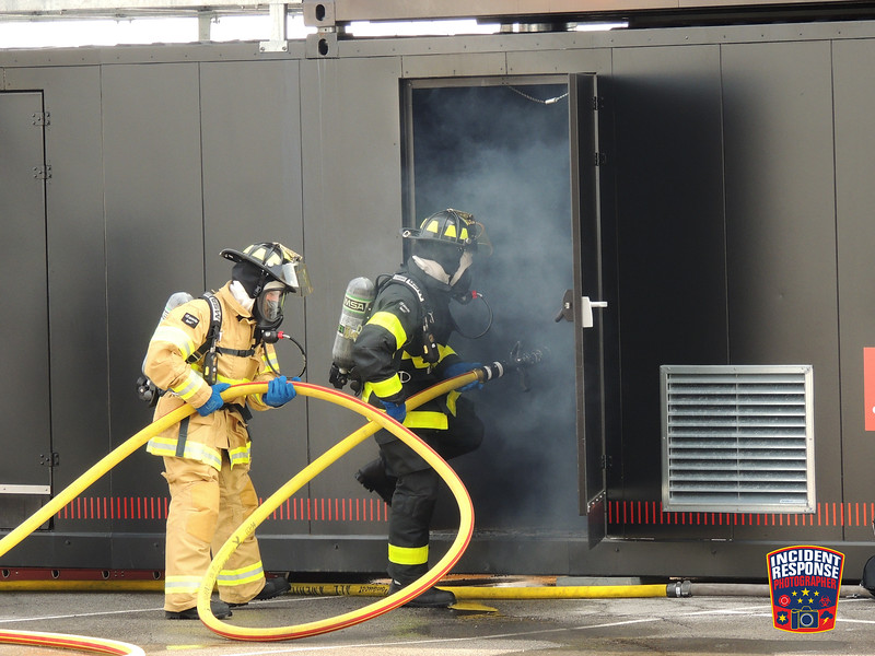 The annual FDIC International was held April 7-12, 2014 at the Indiana Convention Center and Lucas Oil Stadium in Indianapolis, Indiana. Photo by Asher Heimermann/Incident Response.