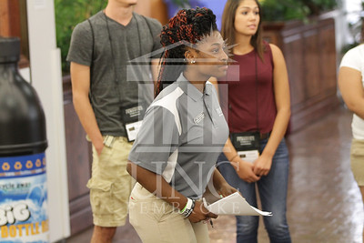 The University of North Carolina at Pembroke holds Freshman Orientation in July 2014. Freshman_Orientation_0535.JPG