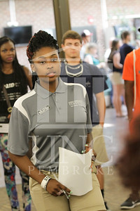 The University of North Carolina at Pembroke holds Freshman Orientation in July 2014. Freshman_Orientation_0563.JPG