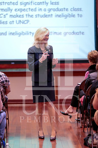 UNCP holds at the fall Graduate Orientation on Saturday, January 11th, 2014. graduate_orientation_2_0006.JPG