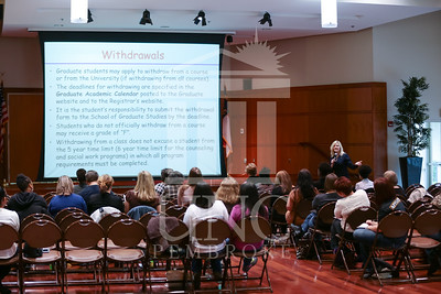 UNCP holds at the fall Graduate Orientation on Saturday, January 11th, 2014. graduate_orientation_2_0022.JPG