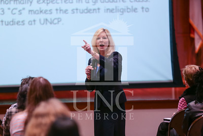 UNCP holds at the fall Graduate Orientation on Saturday, January 11th, 2014. graduate_orientation_2_0001.JPG