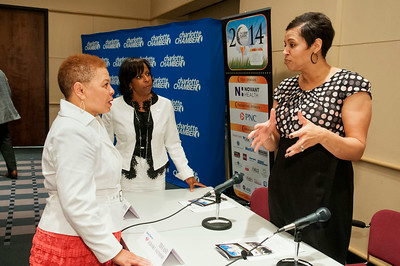 The Gray Classic Busine Roundtable @ The Charlotte Chamber 7-17-14