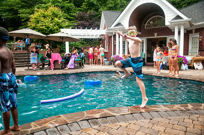 Harrison Culbreth Pool Party (Fancy Feet) 7-6-14