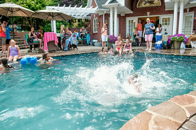Harrison Culbreth Pool Party (Fancy Feet) 7-6-14