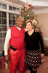 Harry & Becky Jones Christmas Party 2014