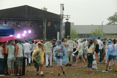 Holi festival in Leipzig