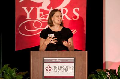 The Housing Partnership - 25 yrs Strong 10-21-14