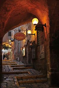 Old Jaffa in Tel Aviv