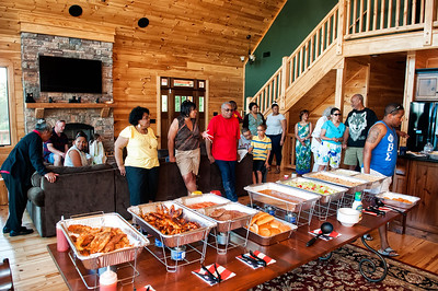 Kearney's Memorial Day Cookout 5-24-14