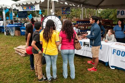 Latin American Festival @ Symphony Park 10-14-14