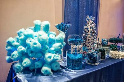 Lauryn's SWEET 16 Blue Heaven @ Byron's SouthEnd 11-22-14