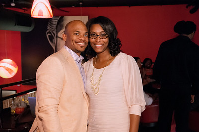 Marques & Nadia Engagement Party @ Tanners 3-29-14