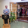 The University of North Carolina at Pembroke holds a Ribbon-Cutting Ceremony for the renovations to the Moore Hall Auditorium on Tuesday, August 26th, 2014.<br /> Moore_Hall_Auditorium_Ribbon_0023.JPG