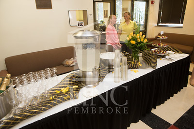 The University of North Carolina at Pembroke holds a Ribbon-Cutting Ceremony for the renovations to the Moore Hall Auditorium on Tuesday, August 26th, 2014. Moore_Hall_Auditorium_Ribbon_0003.JPG