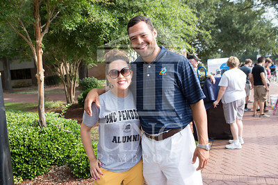 Students move in to their Dorms at the University of North Carolina at Pembroke on Monday, August 18th, 2014. move-in-2014_0018.JPG