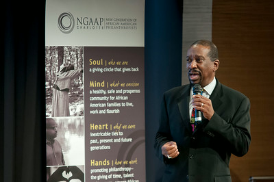 NGAAP Presents - A Conversation with Dr Emmett D Carson 8-5-14