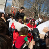 NYC Pillow Fight 2014