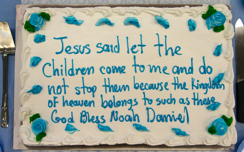 Noah's Baptism-16