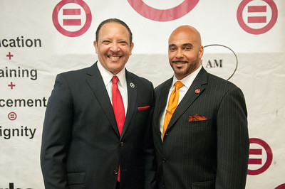 Pres. Marc Morial -Poverty, Minorities & Economic Mobility Panel @ ULCC 4-9-14