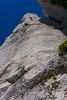 Climbing in the Calanques near Marseille