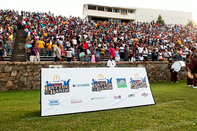 Queen City Battle Of The Band @ Memorial Stadium 8-23-14 by Jon Strayhorn