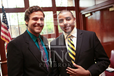 UNC Pembroke's SGA Induction Ceremony on May 5th, 2014 SGA_Induction_684.JPG