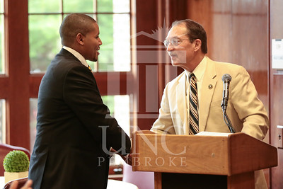 UNC Pembroke's SGA Induction Ceremony on May 5th, 2014 SGA_Induction_677.JPG