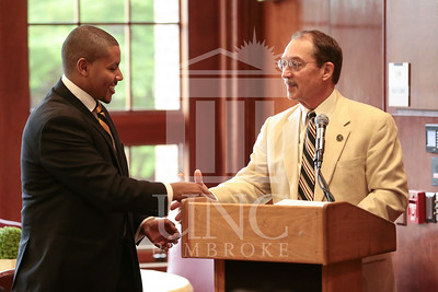 UNC Pembroke's SGA Induction Ceremony on May 5th, 2014 SGA_Induction_676.JPG