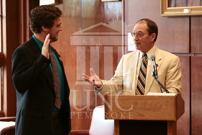 UNC Pembroke's SGA Induction Ceremony on May 5th, 2014 SGA_Induction_671.JPG