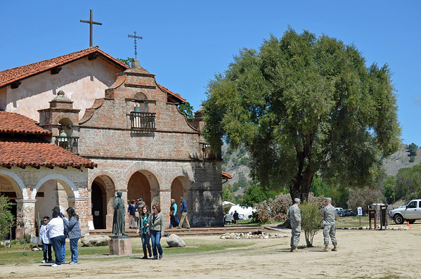 SAN ANTONIO  DE PADUA MISSION DAYS