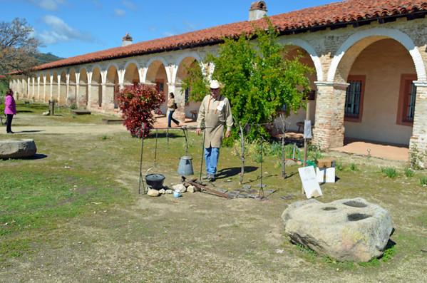 San Antonio de Padua Mission Days