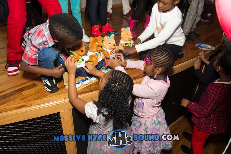 Santa Baby Childrens Christmas Edition At Club Nova (12.20.14)