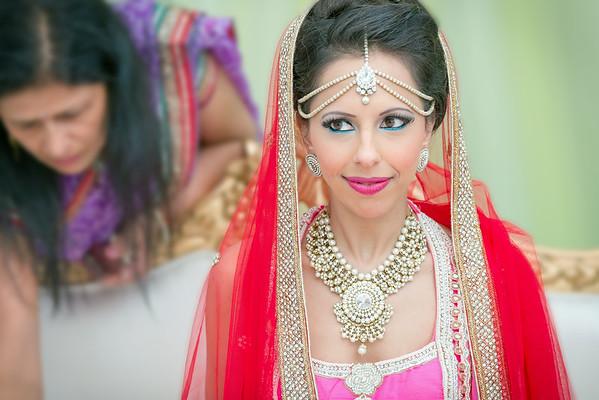 Sapna & Raj Engagement Party
