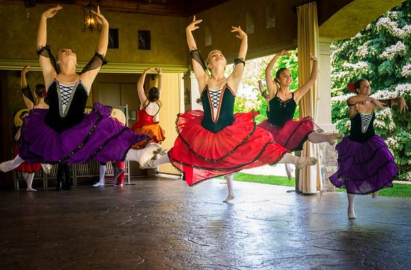 ballet, gervasi vineyard, harold brown, bhagavideo.com