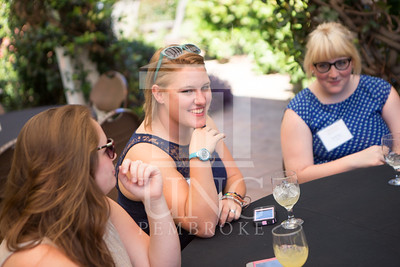 The University of North Carolina at Pembroke holds a Meet and Greet event for Student Organization Leaders at the Chancellor's Residence on Wednesday, August 27th, 2014. Student_org_leaders_0014.JPG