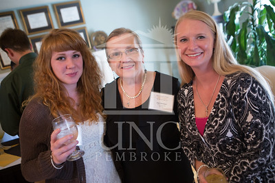 The University of North Carolina at Pembroke holds a Meet and Greet event for Student Organization Leaders at the Chancellor's Residence on Wednesday, August 27th, 2014. Student_org_leaders_0005.JPG