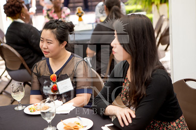 The University of North Carolina at Pembroke holds a Meet and Greet event for Student Organization Leaders at the Chancellor's Residence on Wednesday, August 27th, 2014. Student_org_leaders_0022.JPG
