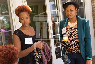 The University of North Carolina at Pembroke holds a Meet and Greet event for Student Organization Leaders at the Chancellor's Residence on Wednesday, August 27th, 2014. Student_org_leaders_0006.JPG