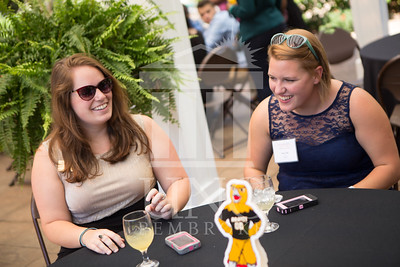 The University of North Carolina at Pembroke holds a Meet and Greet event for Student Organization Leaders at the Chancellor's Residence on Wednesday, August 27th, 2014. Student_org_leaders_0017.JPG