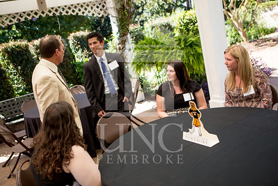The University of North Carolina at Pembroke holds a Meet and Greet event for Student Organization Leaders at the Chancellor's Residence on Wednesday, August 27th, 2014. Student_org_leaders_0020.JPG