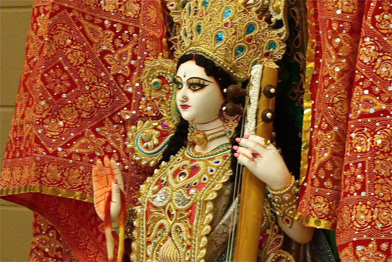 Swaraswati - God of Knowledge and art !