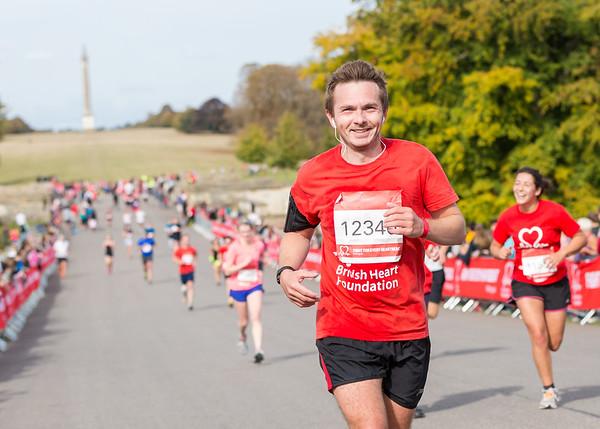 The British Heart Foundation Blenheim Palace Half Marathon
