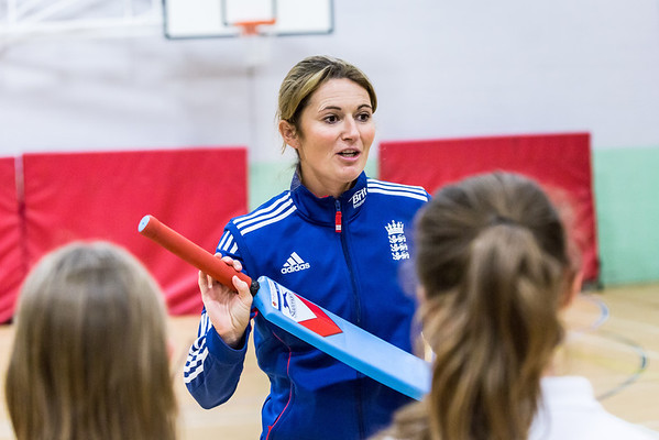 The Cricket Foundation - with Charlotte Edwards