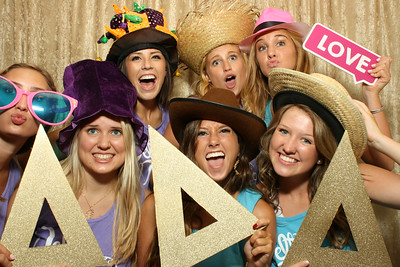 Tri Delta Bid Night