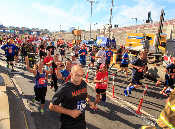 Tunnel To Tower Run 2014
