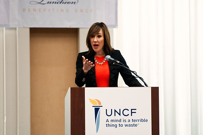 UNCF Governor's Luncheon 2014